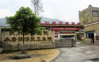 汶川县中医医院与康奈尔